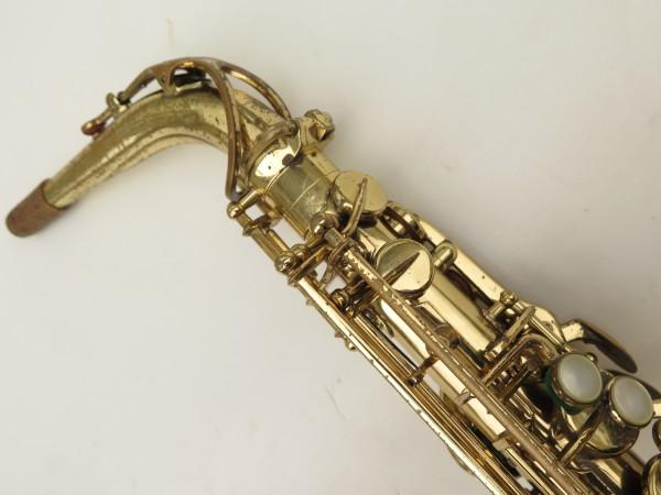 Saxophone alto Selmer Mark 6 verni (13)