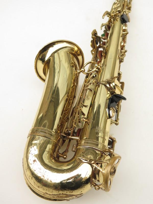 Saxophone alto Selmer Mark 6 verni (14)