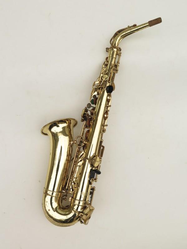 Saxophone alto Selmer Mark 6 verni (8)