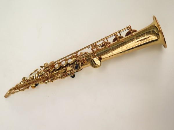 Saxophone soprano Yamaha YSS82ZR verni gravé (8)