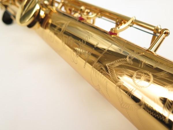 Saxophone soprano Yamaha YSS82ZR verni gravé (9)