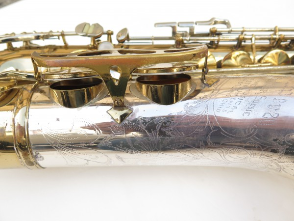 Saxophone ténor King Super 20 (19)