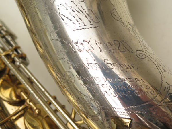 Saxophone ténor King Super 20 (22)