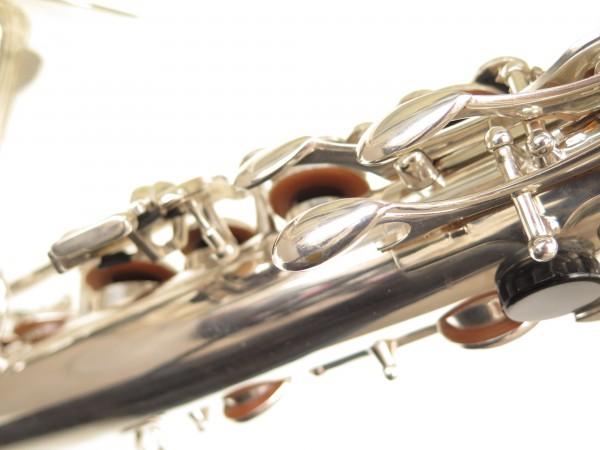 Saxophone ténor Selmer Mark 6 argenté (12)