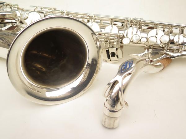 Saxophone ténor Selmer Mark 6 argenté (14)