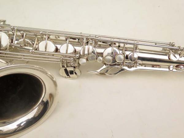 Saxophone ténor Selmer Mark 6 argenté (17)