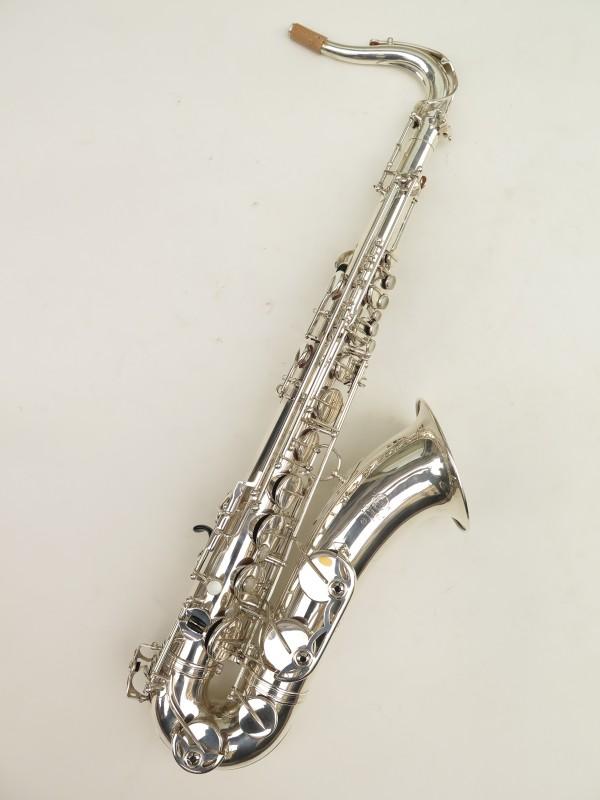 Saxophone ténor Selmer Mark 6 argenté (19)