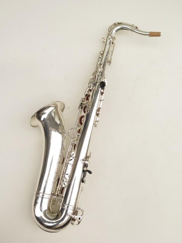 Saxophone ténor Selmer Mark 6 argenté (20)