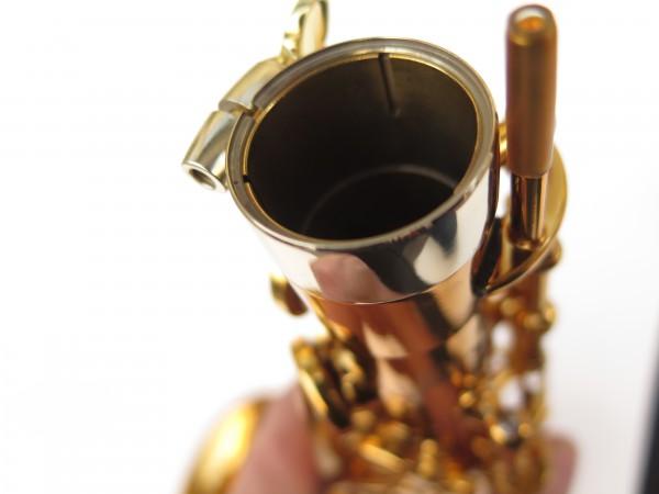 Saxophone alto Selmer Supreme verni gravé (10)
