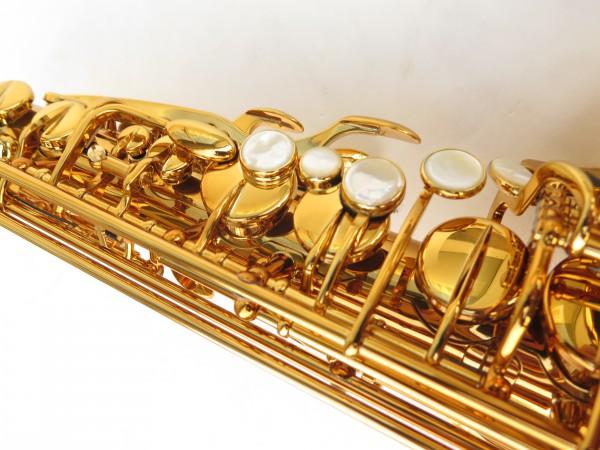Saxophone alto Selmer Supreme verni gravé (13)