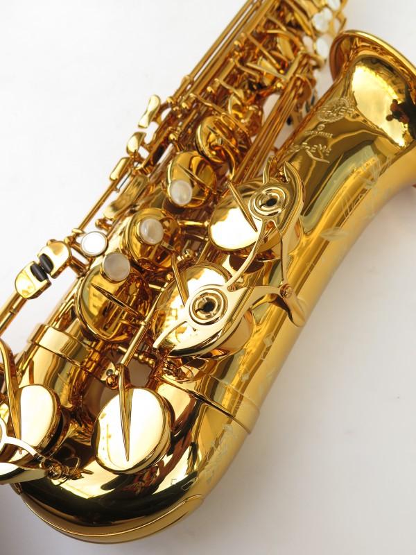 Saxophone alto Selmer Supreme verni gravé (15)