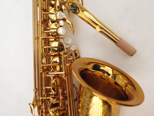 Saxophone alto Selmer Supreme verni gravé (16)
