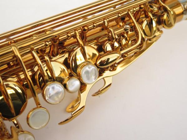 Saxophone alto Selmer Supreme verni gravé (6)
