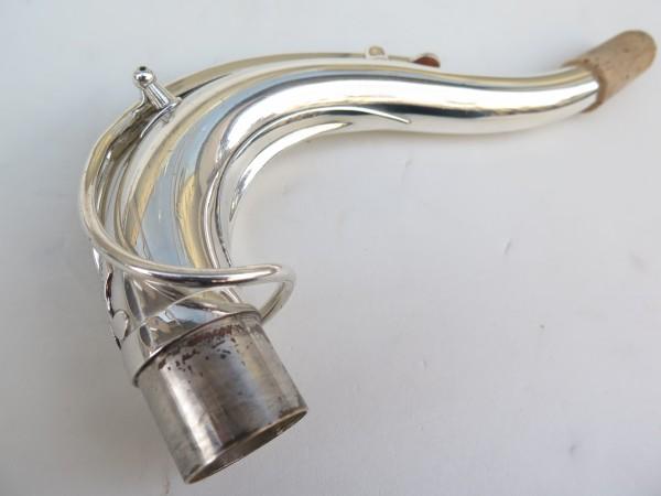Saxophone ténor Selmer Super Balanced Action argenté gravé (12)