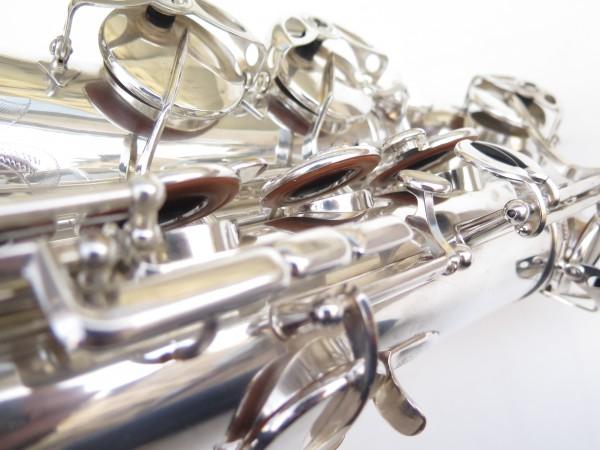 Saxophone ténor Selmer Super Balanced Action argenté gravé (2)