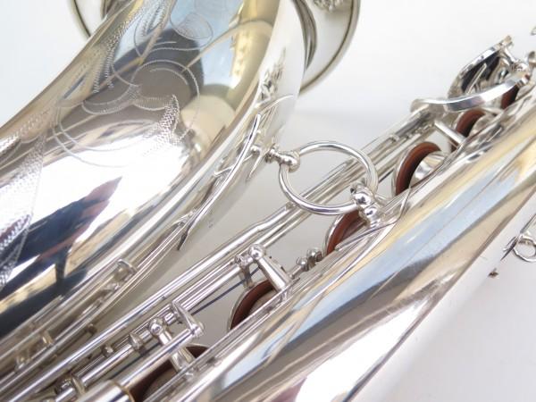 Saxophone ténor Selmer Super Balanced Action argenté gravé (22)