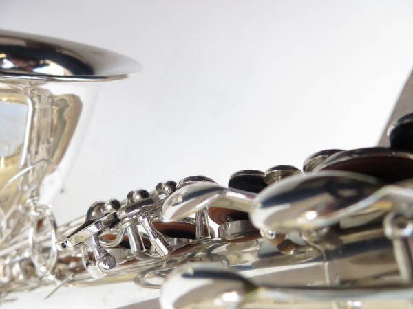 Saxophone ténor Selmer Super Balanced Action argenté gravé (3)
