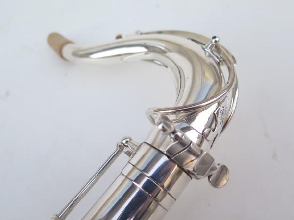 Saxophone ténor Selmer Super Balanced Action argenté gravé (5)
