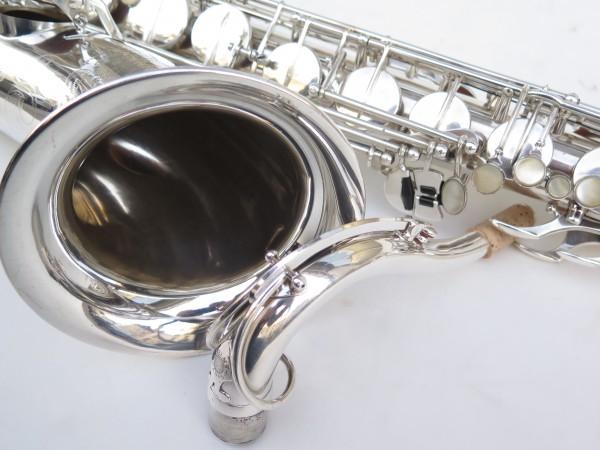 Saxophone ténor Selmer Super Balanced Action argenté gravé (6)