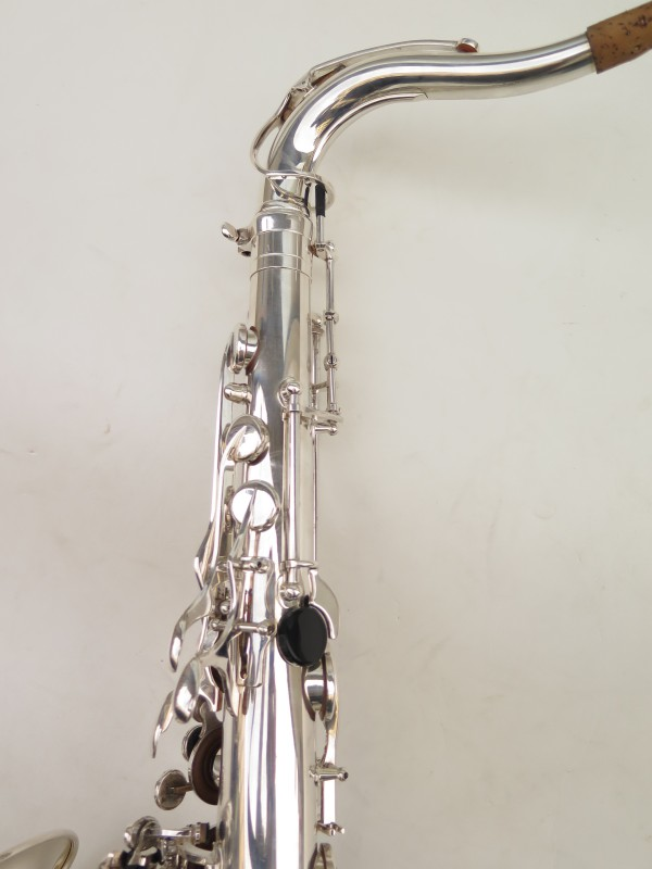 Saxophone ténor Selmer Série 3 argenté (10)