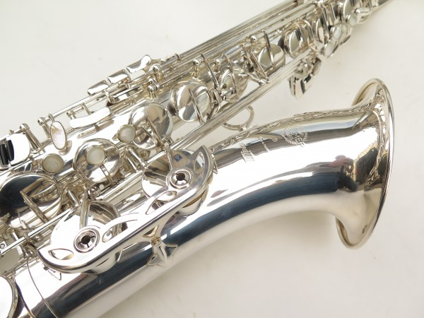 Saxophone ténor Selmer Série 3 argenté (11)