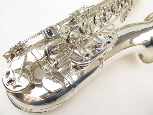 Saxophone ténor Selmer Série 3 argenté (12)