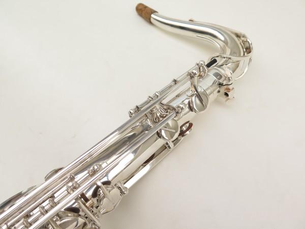 Saxophone ténor Selmer Série 3 argenté (13)