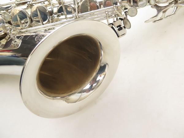 Saxophone ténor Selmer Série 3 argenté (14)