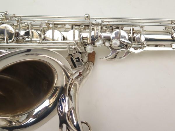 Saxophone ténor Selmer Série 3 argenté (2)
