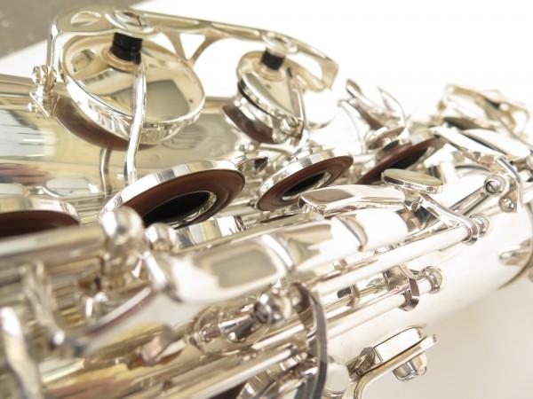 Saxophone ténor Selmer Série 3 argenté (3)