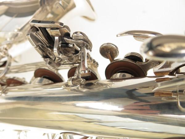 Saxophone ténor Selmer Série 3 argenté (4)