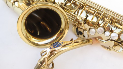 Saxophone alto Selmer Mark 6 1974 (1)