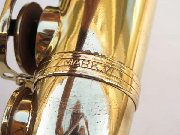 Saxophone alto Selmer Mark 6 1974 (10)