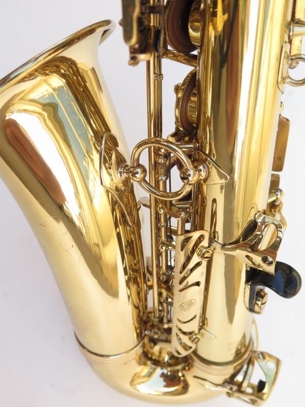 Saxophone alto Selmer Mark 6 1974 (13)