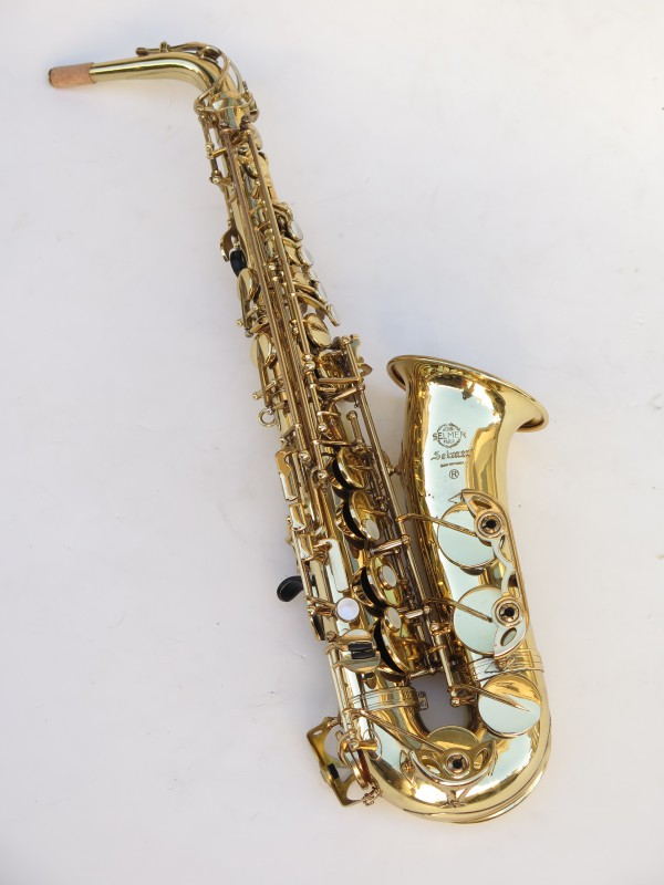 Saxophone alto Selmer Mark 6 1974 (2)