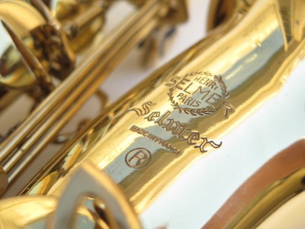 Saxophone alto Selmer Mark 6 1974 (9)