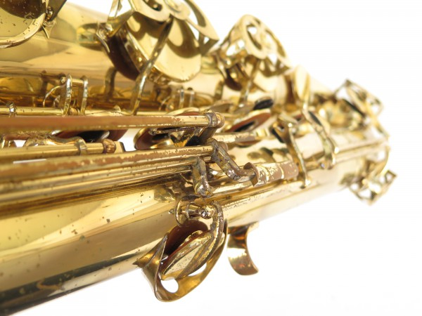 Saxophone baryton Buffet Crampon S1 verni gravé (1)