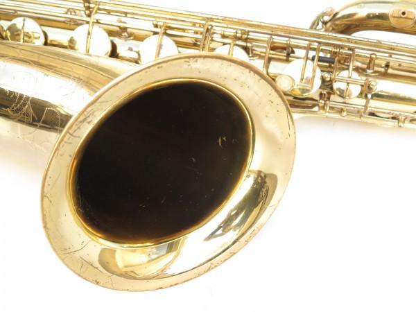 Saxophone baryton Buffet Crampon S1 verni gravé (11)