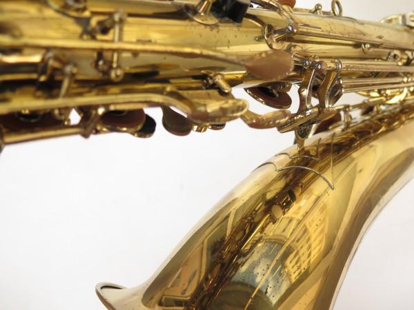 Saxophone baryton Buffet Crampon S1 verni gravé (2)