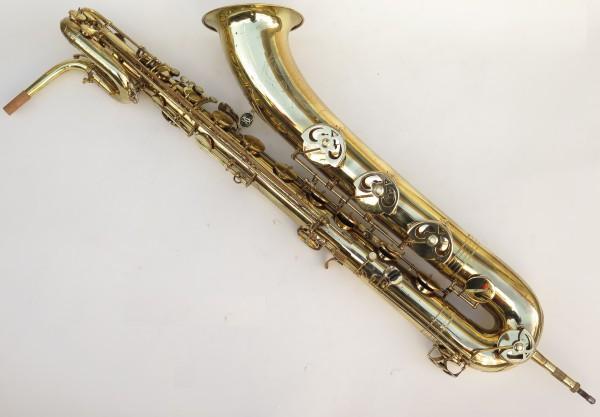 Saxophone baryton Buffet Crampon S1 verni gravé (3)