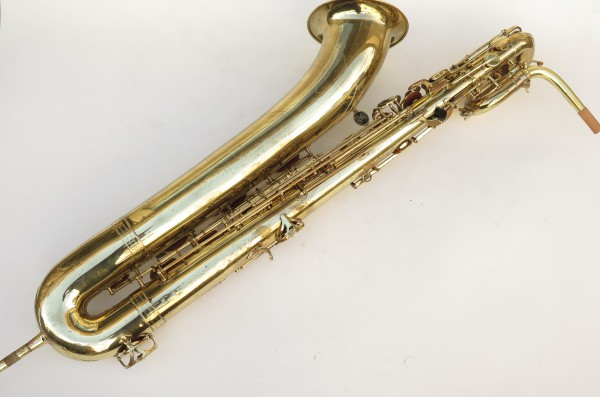 Saxophone baryton Buffet Crampon S1 verni gravé (4)