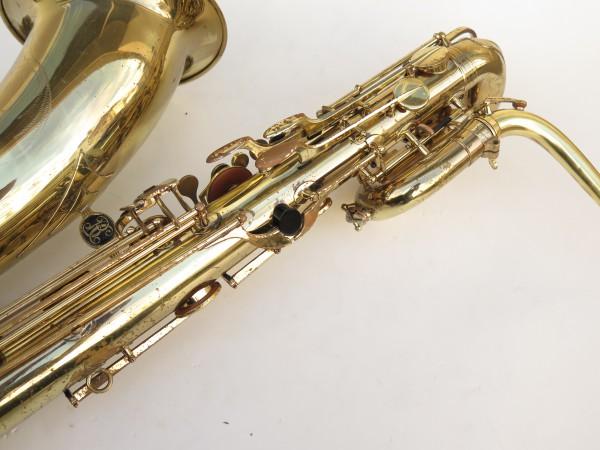 Saxophone baryton Buffet Crampon S1 verni gravé (5)