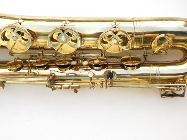Saxophone baryton Buffet Crampon S1 verni gravé (8)