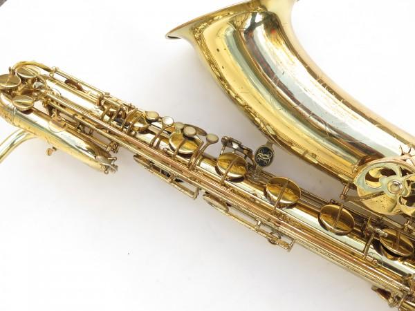 Saxophone baryton Buffet Crampon S1 verni gravé (9)
