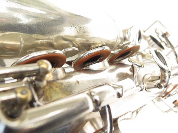 Saxophone ténor Selmer Large Bore argenté (15)