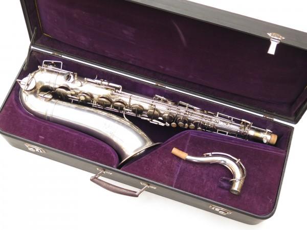 Saxophone ténor Selmer Large Bore argenté (17)