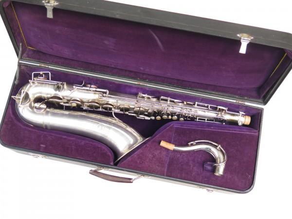 Saxophone ténor Selmer Large Bore argenté (18)