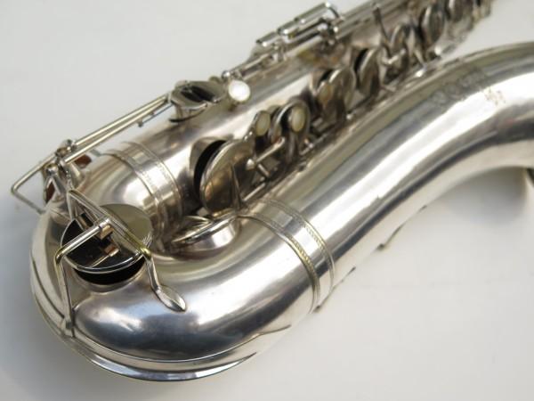 Saxophone ténor Selmer Large Bore argenté (2)