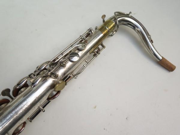 Saxophone ténor Selmer Large Bore argenté (8)
