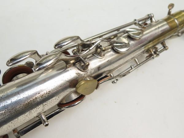 Saxophone ténor Selmer Large Bore argenté (9)